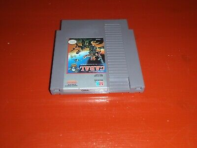 Cabal (Nintendo Entertainment System, 1990 NES)-Cartridge Only