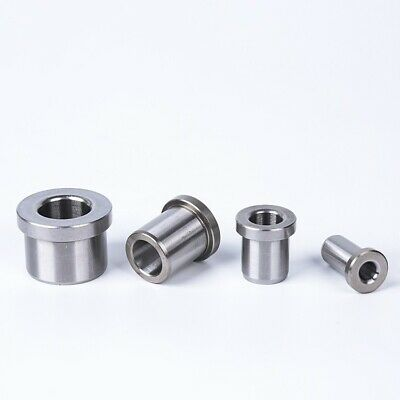 1pcs 12mm OD locating pin flange bushing guide sleeve mold steel fixture sleeves