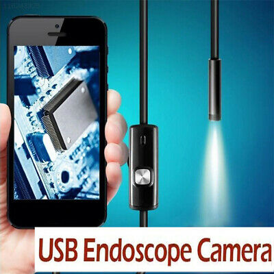 5C77 3.5M 7MM IP67 Android Endoscope Inspection Borescope LED Tube Snake Video C