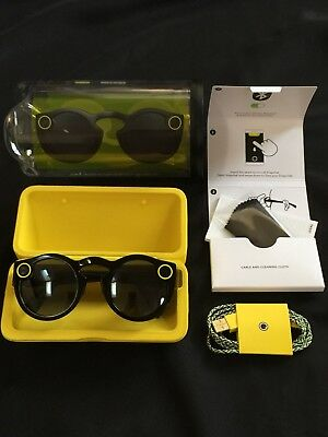 Snapchat Original Spectacles Yellow