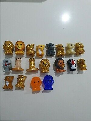 woolworths lion king ooshies