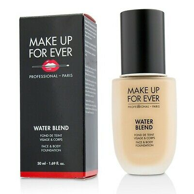 Make Up For Ever Water Blend Face & Body Foundation - #R250 50ml Make Up