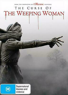 The Curse Of The Weeping Woman : NEW DVD : Australian Stock *Lucky Last SPECIAL*
