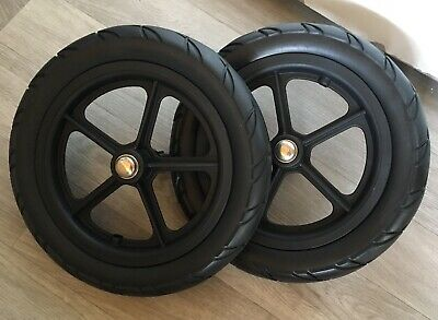Foam Filled Rear/ Back Replacement Wheel For Bugaboo Cameleon 1&2 ONLY