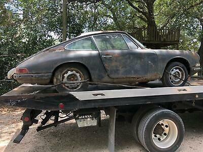 Porsche 912 1965 , matching numbers for restoration, rare early car don't miss!
