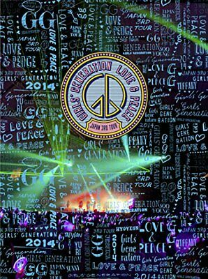 GIRLS 'GENERATION ~ LOVE & PEACE ~ Japan 3rd Tour [Blu-Ray] (First Press Limited