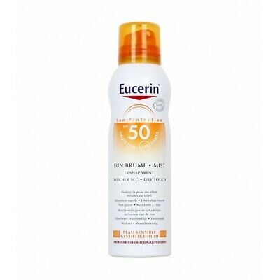 Eucerin Sun Brume Transparent Spray SPF50 200ml