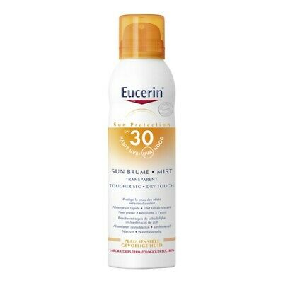 Eucerin Sun Protection Sun Brume SPF 30 Peau Sensible 200ml