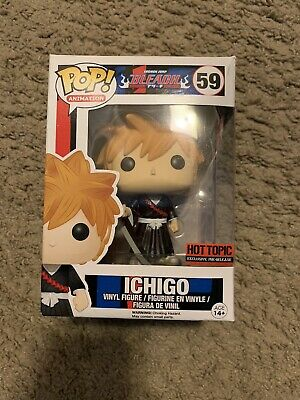 Funko Pop! Animation Bleach Ichigo Vinyl Figure