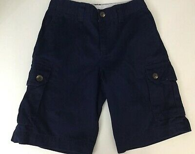 Polo Ralph Lauren Boys Navy Blue Shorts Age 10 Yrs Smart