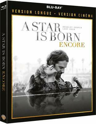 DVD A Star Is Born Version Longue Version Cinéma Neuf Lady Gaga Bradley Cooper