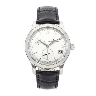 Jaeger-LeCoultre Master Control Hometime Auto 40mm Steel Mens Watch Q1628420