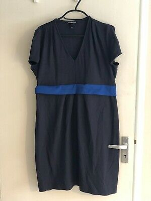 Isabella Oliver navy blue maternity dress. Size 4 (UK14)
