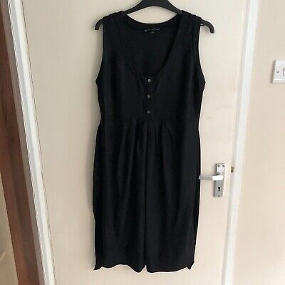 Isabella Oliver black maternity dress. Size 4 (UK14)