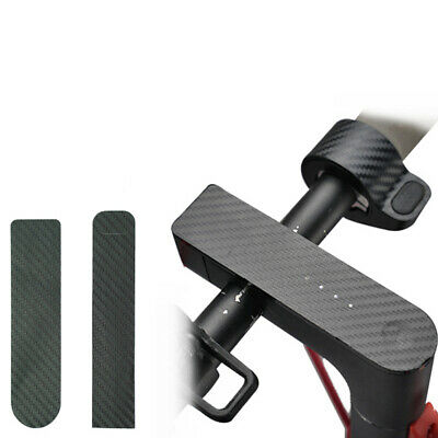 Electric Scooter Carbon Fiber Protection Film Anti-Water Sticker For Xiaomi M365