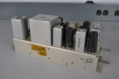 COLLINS IF UNIT for R-390A RECEIVER S#247