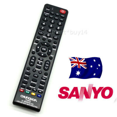 NEW Universal Smart TV Remote Control For SANYO 3D LCD LED HD TV Replacement OZ