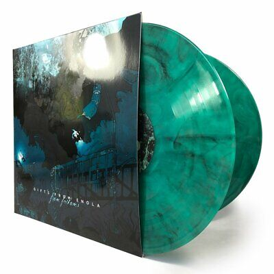 Gifts From Enola - From Fathoms // 2xLP Vinyl limited on Green With Black Smoke