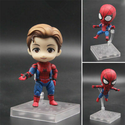Nendroid Marvel Spiderman Homecoming 781 Spider-Man Qversion clay Action Figure