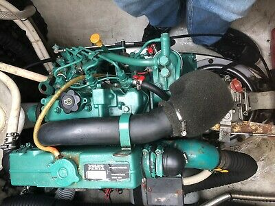 Volvo Penta MD2030 Engine and Sail Drive