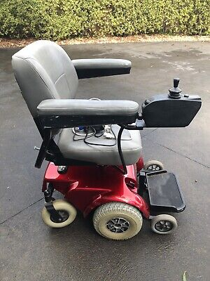 power wheelchair, Mini Jazzy Pride