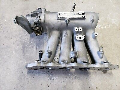 skunk 2 intake manifold carb legal decal new acura integra Type r civic si b16