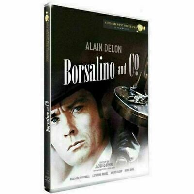 """ BORSALINO AND CO "" DVD NEUF - Alain DELON - Jacques DERAY - Policier 1974"