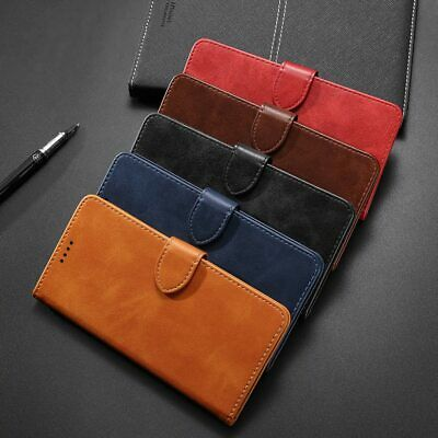 For Samsung Galaxy A20 A30 A50 A70 Wallet Leather Case Flip Card Cover
