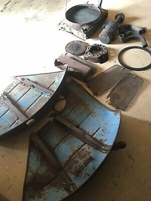 Fordson Dielsel Major Parts Should Fit Super, Power Or E1A Tractor Project