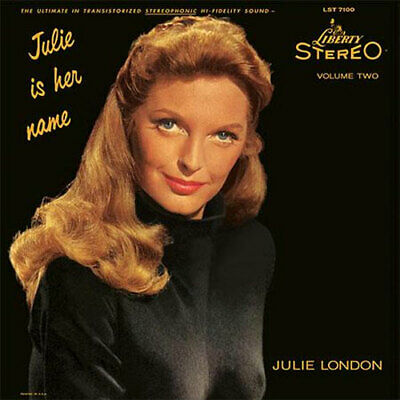 AP | Julie London - Julie Is Her Name Vol. 2 SACD