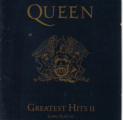 CD-Queen /Greatest Hits II/ 2/ 17 Songs Remaster Edt 1991