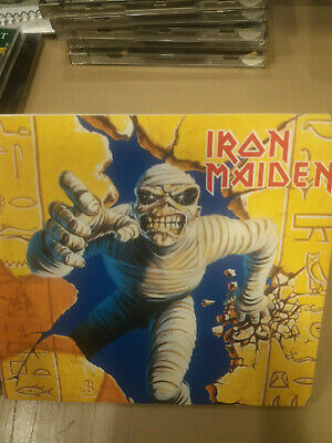 Iron Maiden b-sides of the beast live