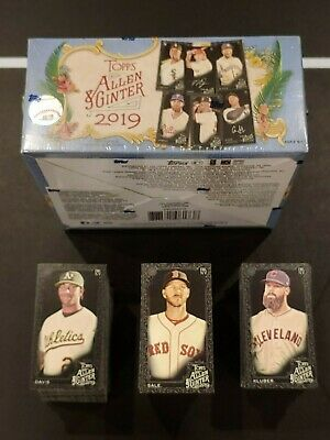 2019 Allen & Ginter X Mini You Pick Complete Your Set 1-150 Online Exclusive