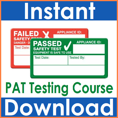 PAT Testing - City & Guilds Electrical Tests, Tutorials/Training Course DOWNLOAD