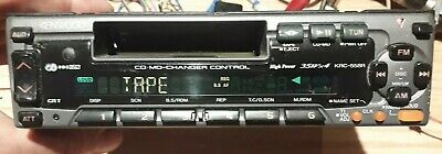 Original Kenwood KRC-558R Autoradio 4X35W High Power CD Changer Control Rarität