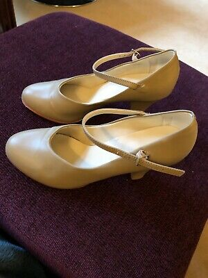 So Danca Nude buckle strap character shoes. UK Size 7 Used