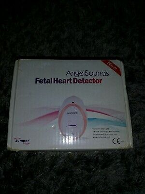 AngelSounds Fetal Doppler Prenatal Baby Heart Monitor
