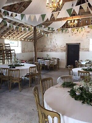 banqueting tables And Chairs Used