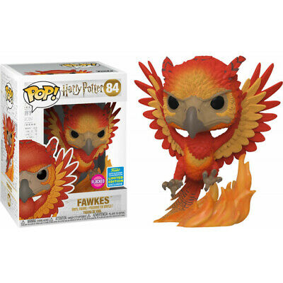 Funko Pop - Fawkes - Harry Potter - Summer Convention Exclusive 2019