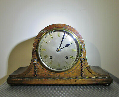 Handsome Antique Mantel clock by Empire made in England