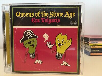 Queens of the Stone Age - Era Vulgaris (2007) (Pre Owned)