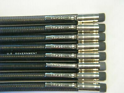 Eight New-Old Skilcraft Mechanical Pencils - Us Government