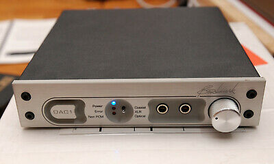 Benchmark DAC 1 Empirical Audio Turnbo Turbo-Mod - Tested Excellent Condition