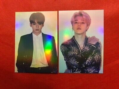 BTS The Wings Tour Final Hologram Jungkook Jimin