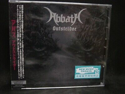 ABBATH Outstrider JAPAN CD Immortal Gorgoroth Satanel Old Funeral Audrey Horne I