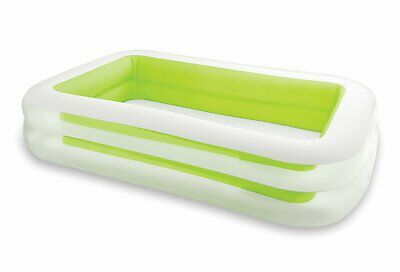 Intex Large Family Swim Center Pool Inflatable Green