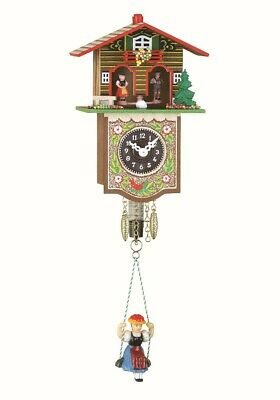 Black Forest Clock Black Forest House Weather House TU 809 S NEW