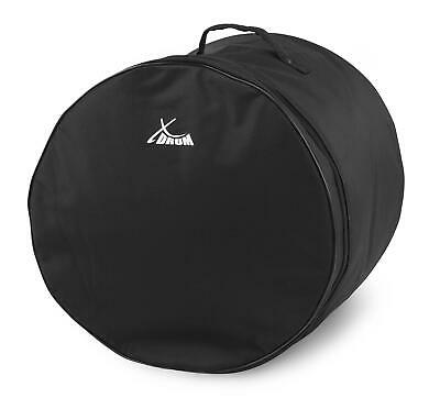 "14""x14"" Floor Tom Drum Bag Padded Soft Case Premium Tear Resistant Robust Black"