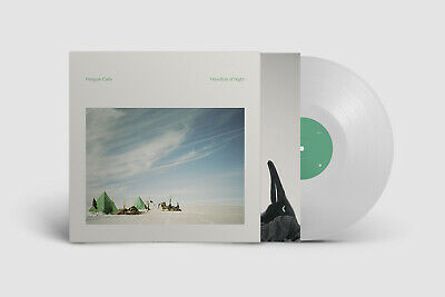 Penguin Cafe - Handfuls Of Night // Vinyl LP limited to 250 on Clear + Signed po