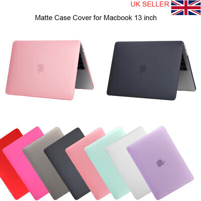 Protective Matte Hard Shell Case Cover For Apple MacBook Air Pro Retina 13 inch